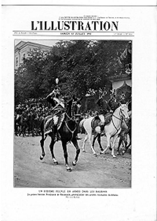 L'Illustration, No. 3672, 12 Juillet 1913