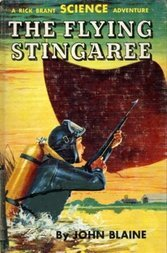 The Flying Stingaree: A Rick Brant Science-Adventure Story