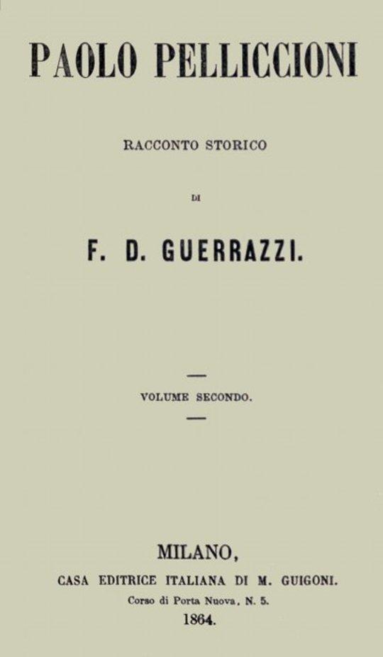 Paolo Pelliccioni, Volume II (of 2)