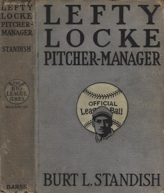 Lefty Locke Pitcher-Manager