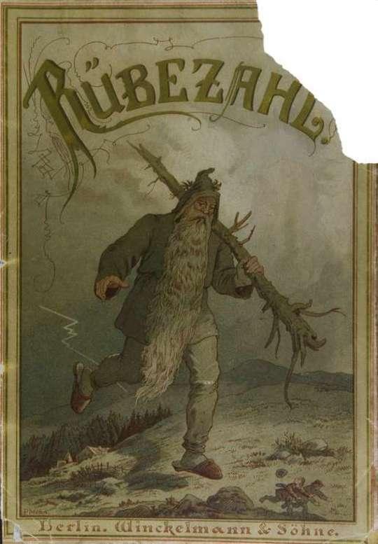 Rübezahl Neue Sammlung der schönsten Sagen und Märchen von dem Berggeiste im Riesengebirge