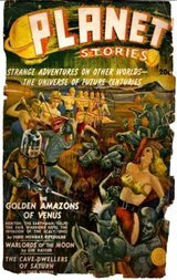 The Golden Amazons of Venus