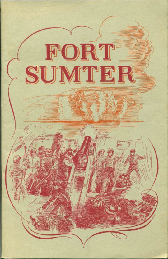 Fort Sumter National Monument, South Carolina National Park Service Historical Handbook Series No. 12, Revised 1962