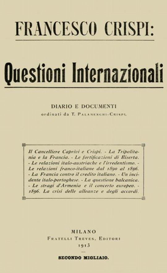 Questioni internazionali
