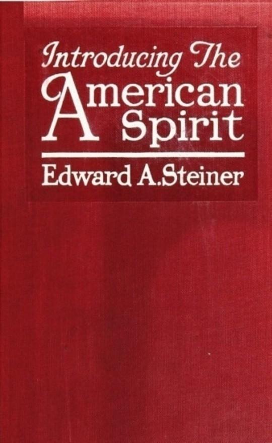 Introducing the American Spirit