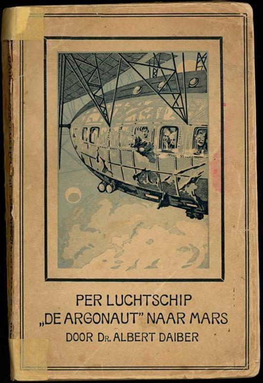 Per luchtschip de Argonaut naar Mars