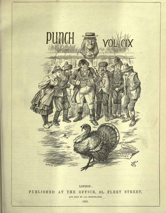 Punch, or the London Charivari, Vol. 109, October 19 1895