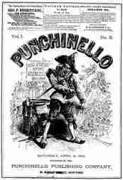 Punchinello, Volume 1, No. 02, April 9, 1870