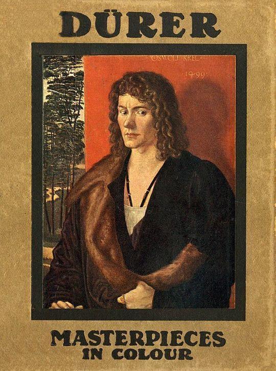Dürer Masterpieces in Colour Series