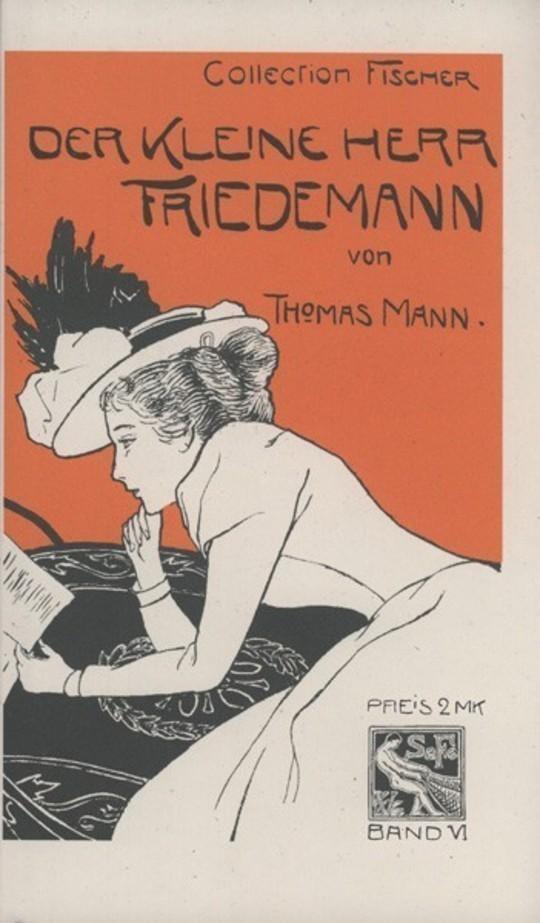 Der kleine Herr Friedemann: Novellen