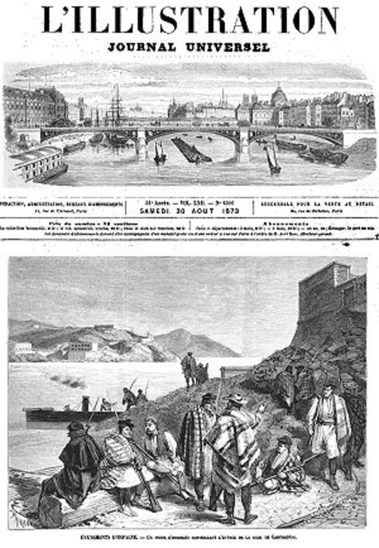 L'Illustration, No. 1592, 30 Août 1873