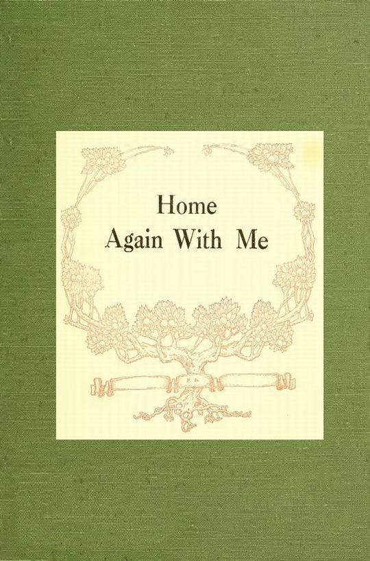 Home Again With Me Illustrated