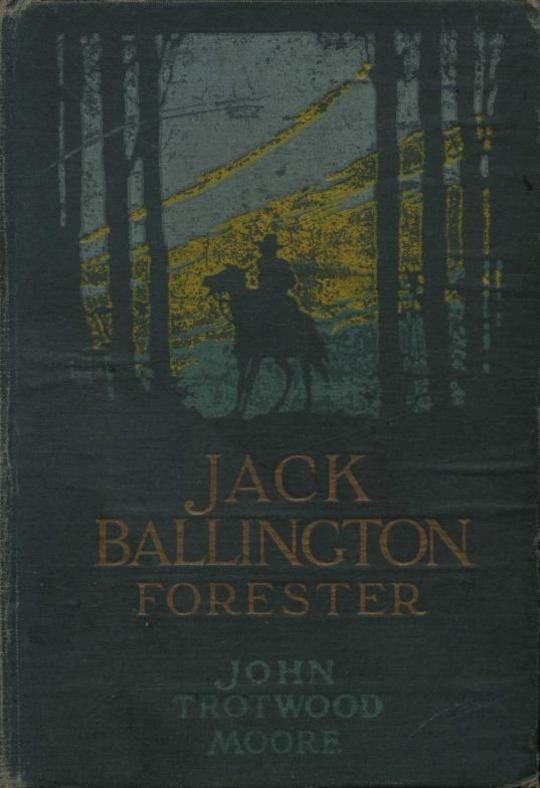 Jack Ballington, Forester