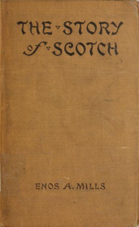 The Story of Scotch