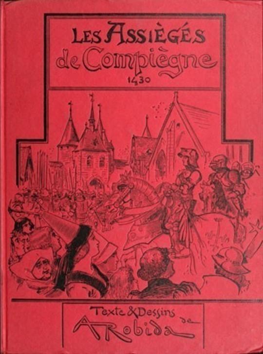 Les assiègés de Compiègne, 1430