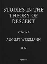 Studies in the Theory of Descent, Volume I