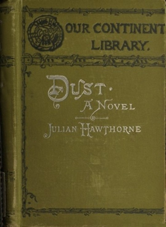 Dust A Novel