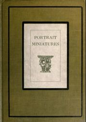 Portrait Miniatures
