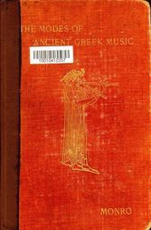 The Modes of Ancient Greek Music