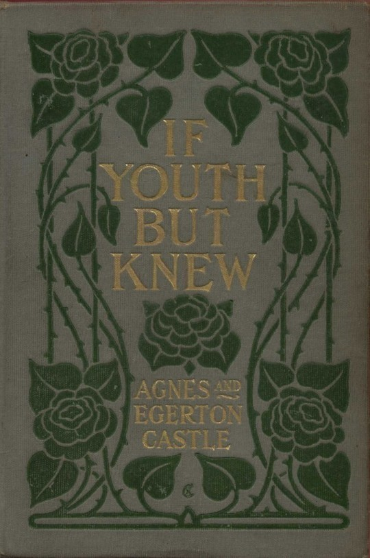 If Youth but Knew!