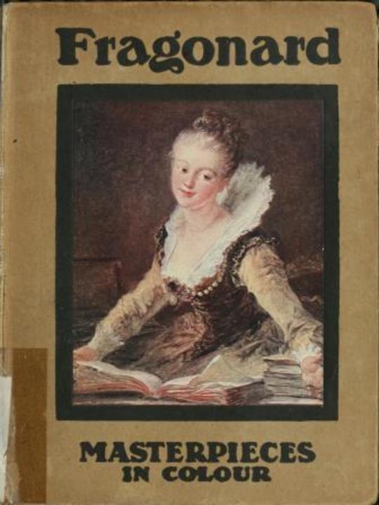 Fragonard Masterpieces in Colour Series