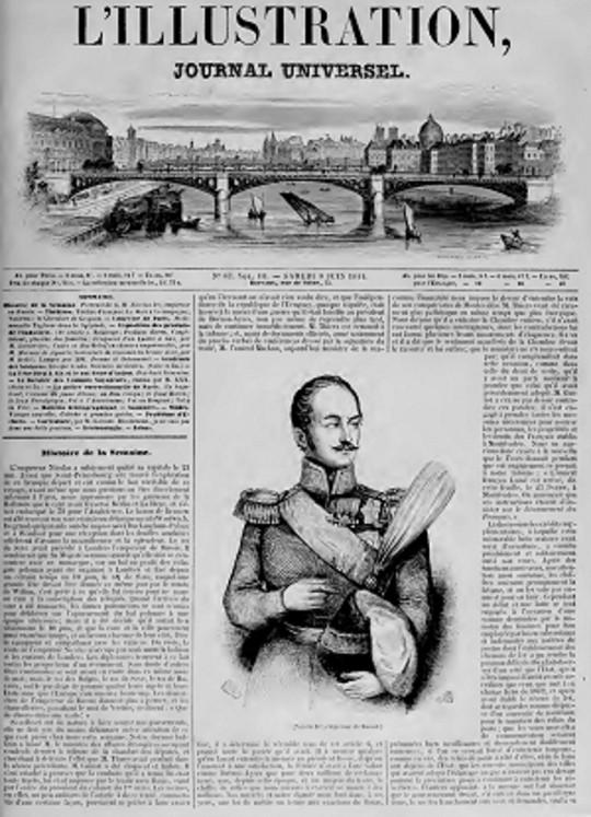 L'Illustration, No. 0067, 8 Juin 1844