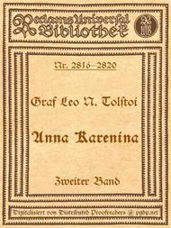Anna Karenina, 2. Band