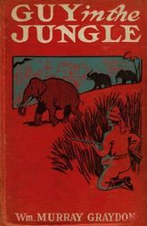 Guy in the Jungle; Or, A Boy's Adventure in the Wilds of Africa