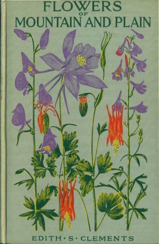 Flowers of Mountain and Plain Third Edition