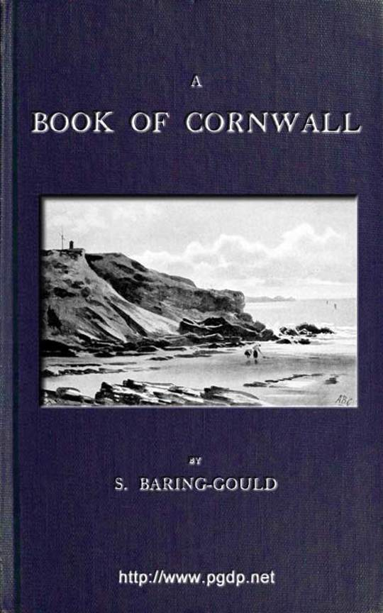 A Book of Cornwall