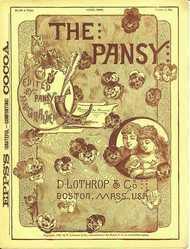 The Pansy Magazine, June 1886