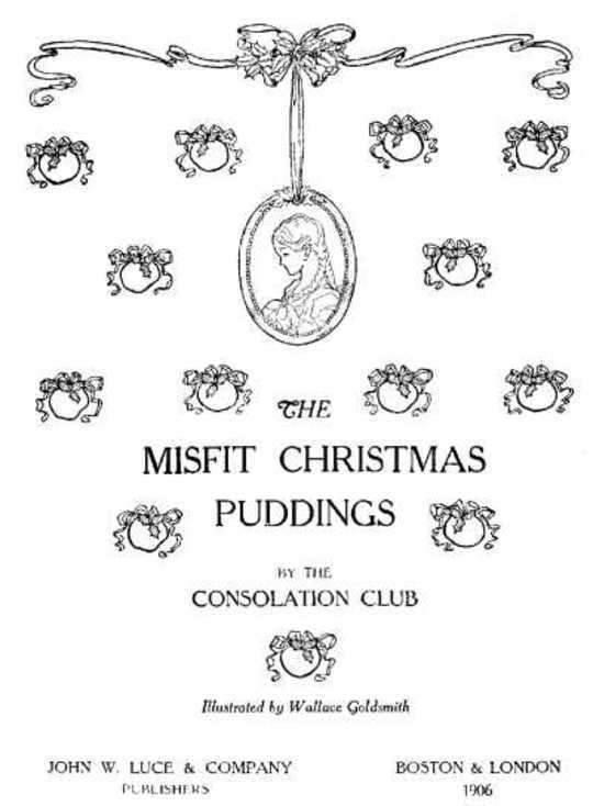 The Misfit Christmas Puddings