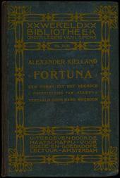 """Fortuna: Een Roman uit het Noorsch (Voortzetting van """"Vergif"""")"""