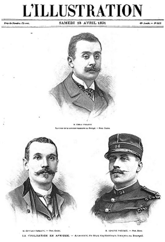 L'Illustration, No. 2512, 18 Avril 1891
