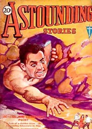 Astounding Stories, March, 1931