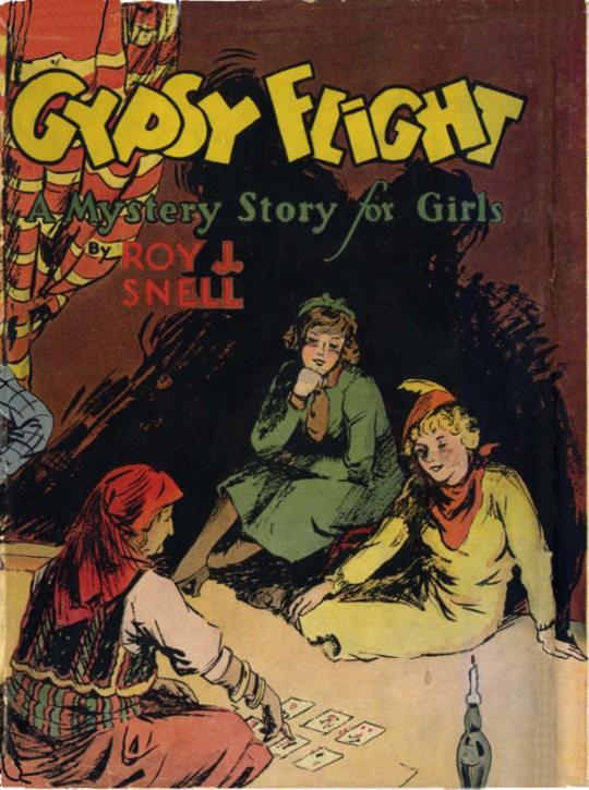 Gypsy Flight A Mystery Story for Girls