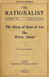 The Story of Joan of Arc The Witch—Saint