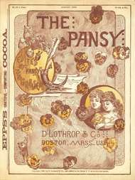 The Pansy Magazine, August 1886
