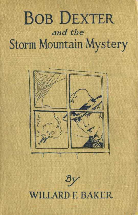 Bob Dexter and the Storm Mountain Mystery or, The Secret of the Log Cabin
