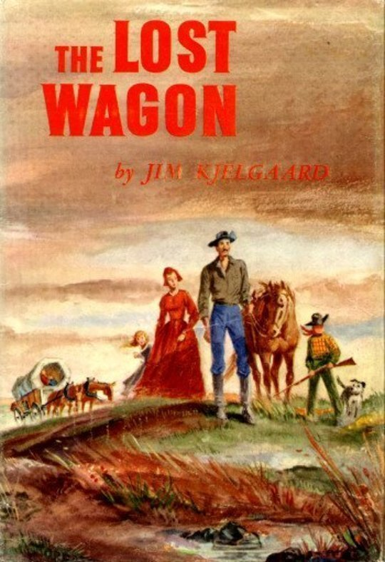 The Lost Wagon