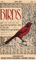 Birds, Illustrated by Color Photography, Vol. 1, No. 5 May, 1897