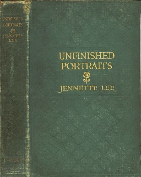 Unfinished Portraits Stories of Musicians and Artists