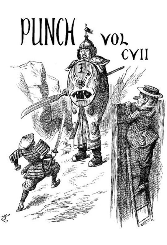 Punch, Or the London Charivari, Volume 107, December 8th, 1894