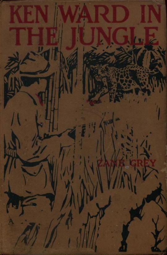 Ken Ward in the Jungle