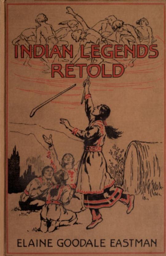 Indian Legends Retold