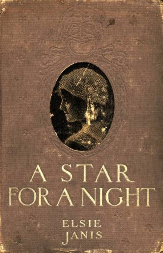 A Star for a Night: A Story of Stage Life