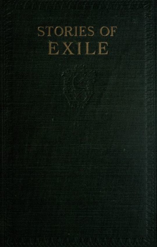 Stories of Exile Ethan Brand; The Swans of Lir; A Night in a Workhouse; The Outcasts of Poker Flat; The Man Without a Country; Flight of a Tartar Tribe