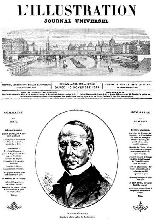 L'Illustration, No. 1603, 15 novembre 1873