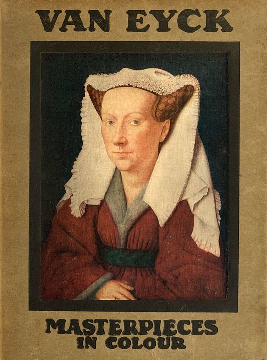Van Eyck   Masterpieces in Colour Series