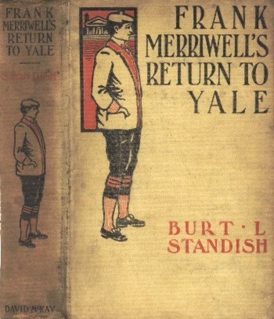 Frank Merriwell's Return to Yale
